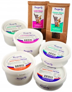Pawgevity Frozen Formulas and Chewz